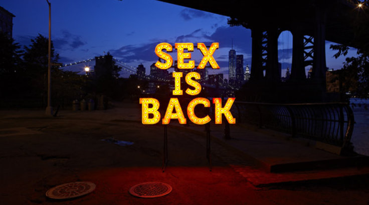 What is Sex Is Back?